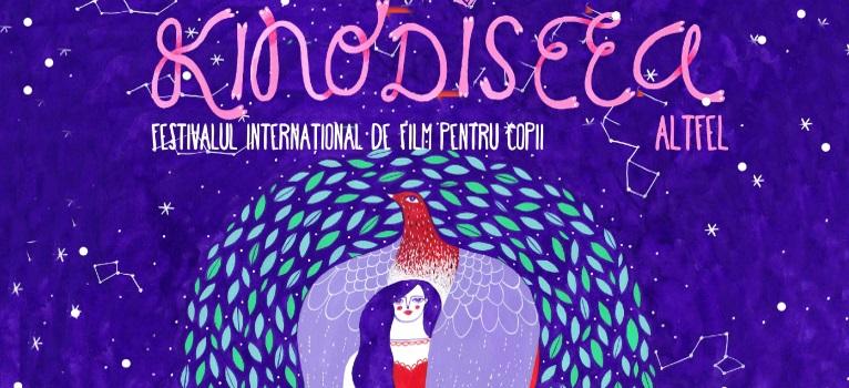 Cele mai bune filme pentru copiii mici si mari revin primavara aceasta la KINOdiseea Altfel!