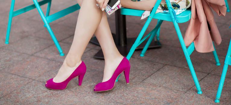 5 motive pentru care arati mai bine cand porti tocuri