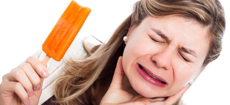 Sensibilitatea dentara, o problema care poate fi tratata