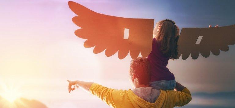 23 de invataturi minunate despre parenting care te vor face sa le dai copiilor tai radacini si aripi