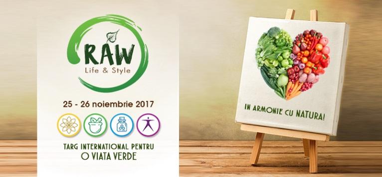 Targul Verde - Raw Life & Style - Targul international pentru o viata verde, in armonie cu natura