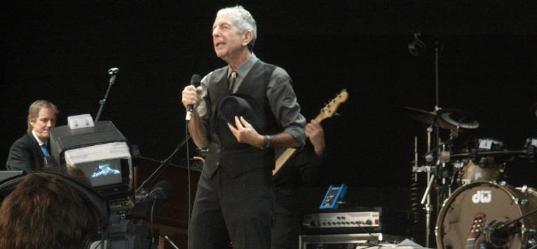 Leonard Cohen: IUBIREA la varsta adulta