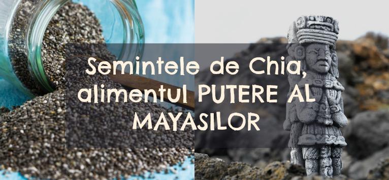 Alimentul minune al Mayasilor: 9 beneficii EXTRAORDINARE pentru sanatate ale semintelor de Chia
