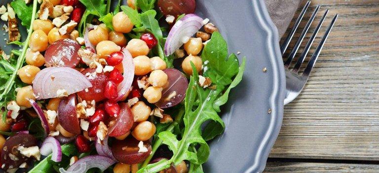 5 salate delicioase inspirate din bucatariile lumii
