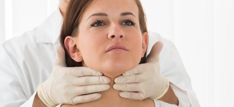 Cancerul de tiroida: cum poate fi depistat si vindecat in 2017