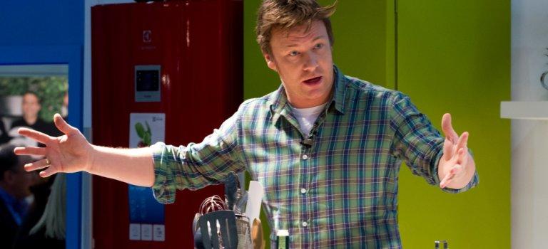 14 Super Alimente recomandate de Jamie Oliver pentru a trai pana la 100 de ani