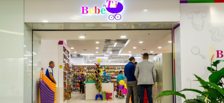 Plaza Romania inaugureaza un nou magazin dedicat celor mici: Bebe Tei
