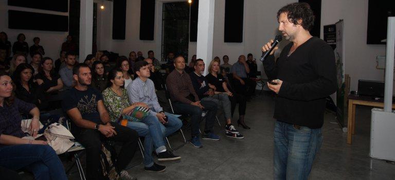 Fuckup Nights Timisoara - 3 oameni de afaceri si-au sharuit povestea de la esec la reusita