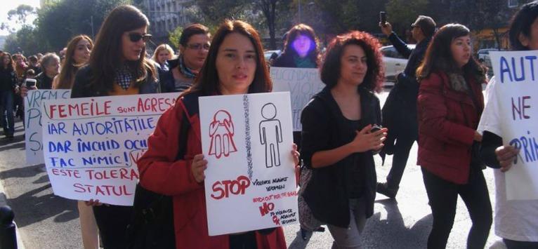 Siguranta este un drept fundamental: In Bucuresti va avea loc 'Marsul Impreuna pentru siguranta femeilor!'