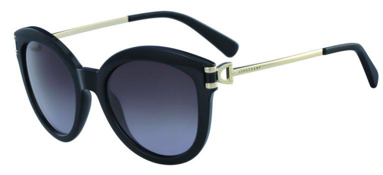 Lansarea primei colectii de ochelari de soare LONGCHAMP