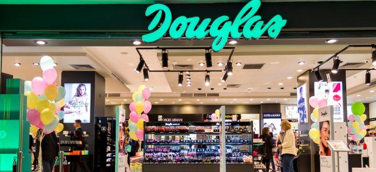 Cel mai mare magazin Douglas, deschis in Bucuresti Mall Vitan