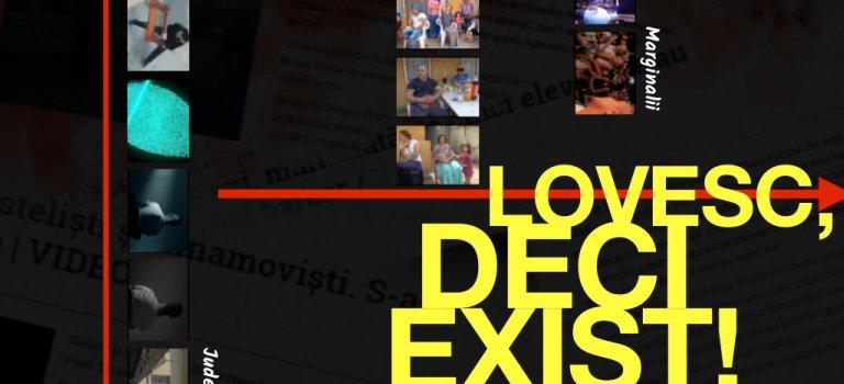 Lovesc, deci exist - un documentar despre violenta din societatea actuala