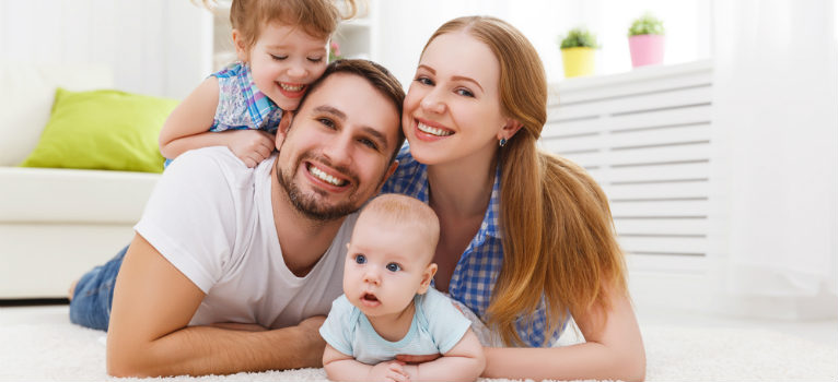 Cum sa organizezi eficient o locuinta mica atunci cand ai o familie mare