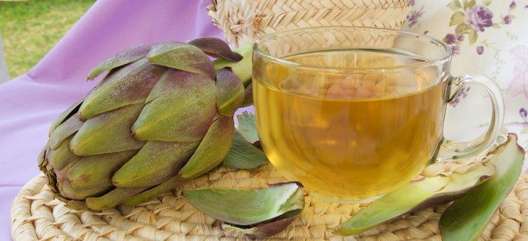 Ceaiul de anghinare - bun pentru bila, ficat si pentru inima! Descopera-i beneficiile minunate