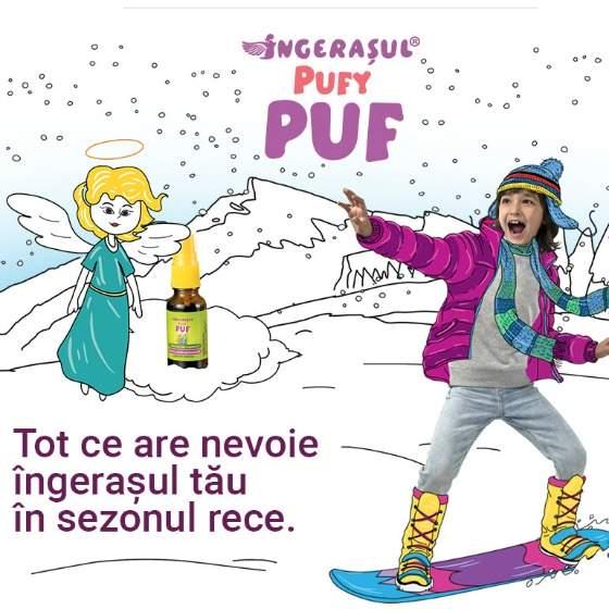 Dacia Plant lanseaza inovatia Ingerasul PufyPUF -sanatate pentru copii!