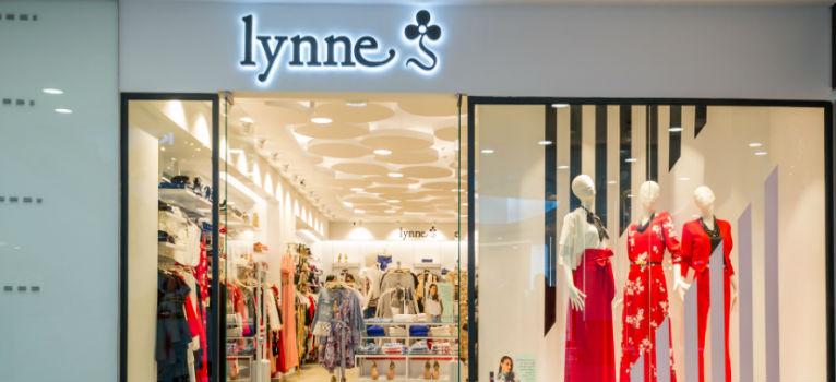 Lynne a deschis in Plaza Romania cel de-al doilea magazin monobrand din tara