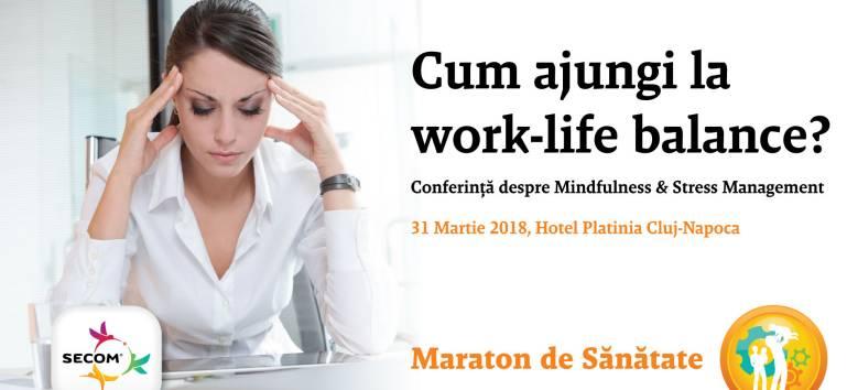 Maratonul de Sanatate Secom ajunge la Cluj pe 31 martie