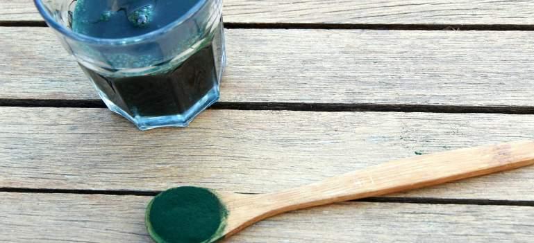 5 moduri în care spirulina te menține sănătos