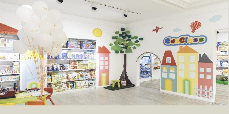 Orășelul Jucăriilor EduClass.ro este deschis pe 1 iunie!