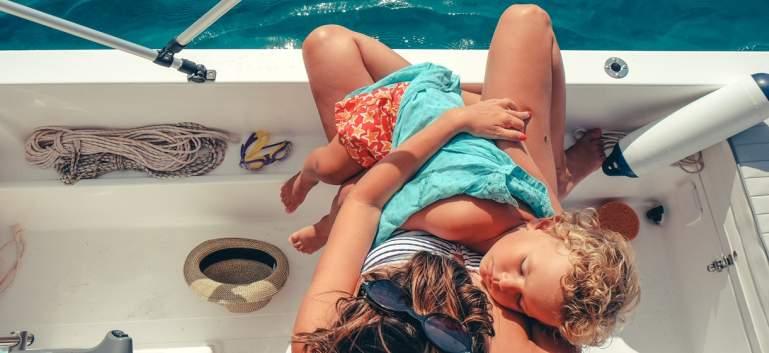 La bord cu copilul: 7 recomandări de călătorie pentru vacanța de familie