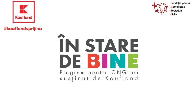 Kaufland România continuă programul de finanțare a ONG-urilor cu 1 milion de euro