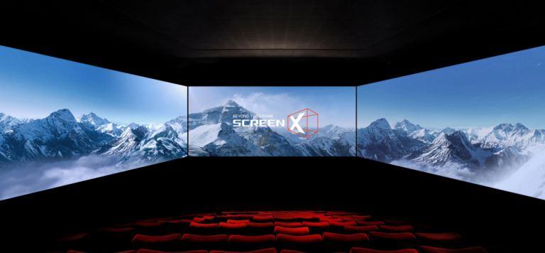 Cineworld deschide 100 de sali ScreenX in SUA si Europa