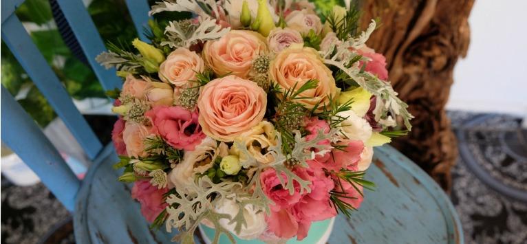 Florile în cutie, cele mai populare produse florale ale momentului