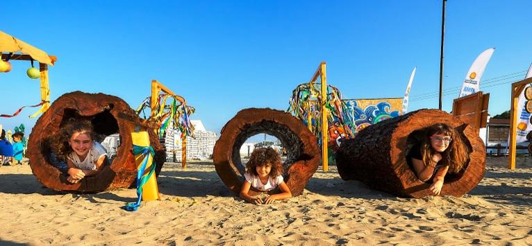 Staţiunea Mamaia găzduiește Plaja Terapeutică pentru persoanele cu dizabilităţi