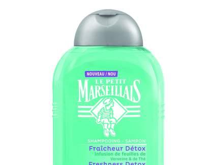 Detoxifiere pentru par: Par curat si protejat cu noua gama Detox de la Le Petit Marseillais