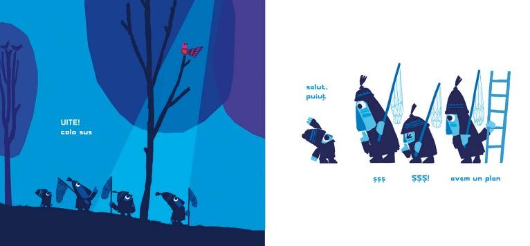 'Șșș! Avem un plan', o nouă carte pentru copii