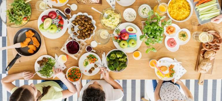 5 gustari sanatoase, perfecte pentru o petrecere de copii