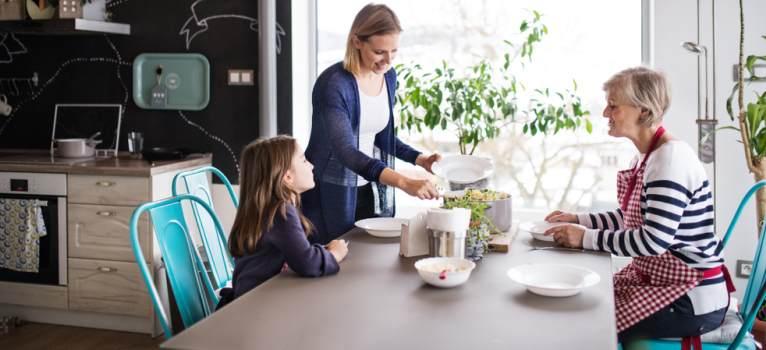 5 sfaturi pentru a transforma o bucătărie mică într-un spațiu încăpător și cochet