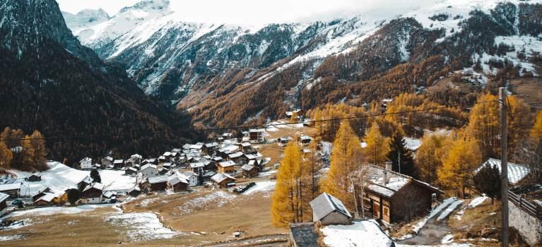 Casa la munte - Ce trebuie sa ai in vizor pentru o constructie de succes