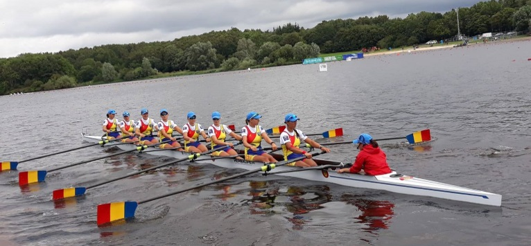 Canotorii români pregătiți de noi medalii la Campionatul Mondial de la Plovdiv