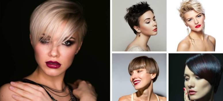 Idei si look-uri moderne: 21 tunsori si stiluri pentru parul scurt