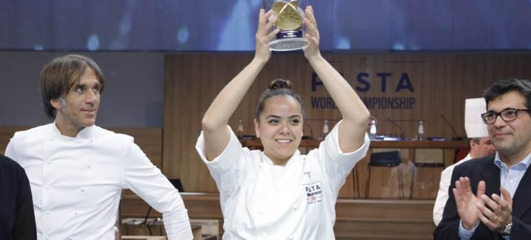 Pentru prima data in istoria Barilla, o femeie Chef este noul 'Master of Pasta'