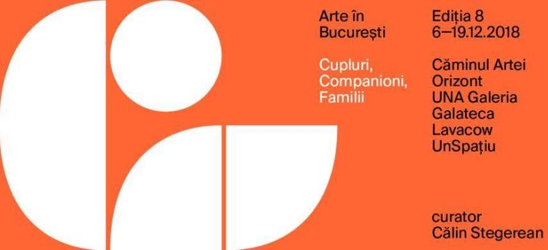 Arte in Bucuresti 2018: cupluri, companioni, familii in artele plastice din Bucuresti