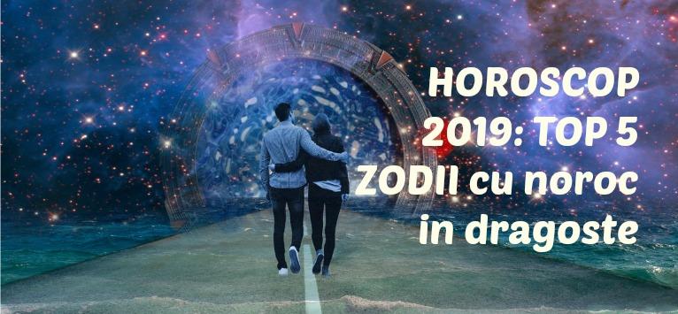 HOROSCOP 2019: TOP 5 ZODII cu noroc în dragoste - Saturn și Jupiter trezesc iubirea!