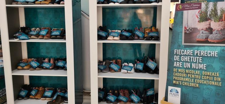 Ghetuțele copiilor din familii defavorizate sunt gata să primească cadouri de Moș Nicolae