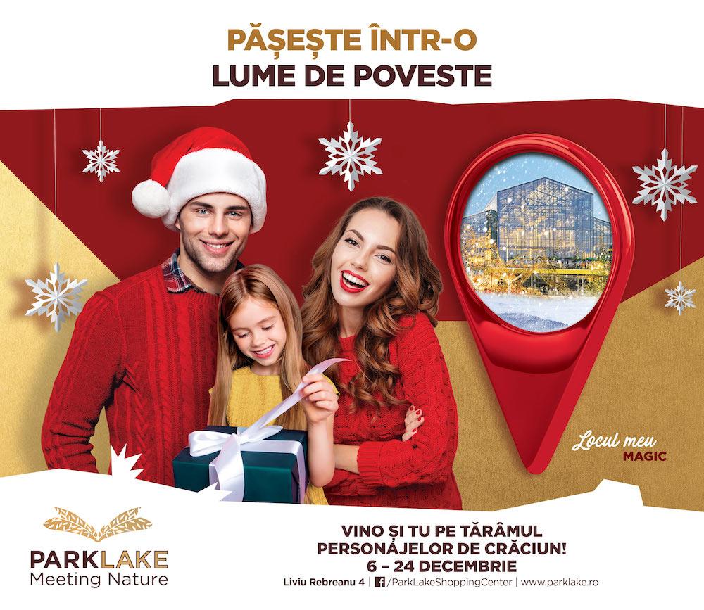 ParkLake Shopping Center, craciun, ParkLake program decembrie