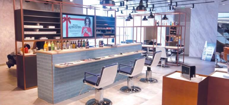 GETT'S a deschis un nou salon de infrumusetare in Plaza Romania cu o investitie de peste 130.000 euro