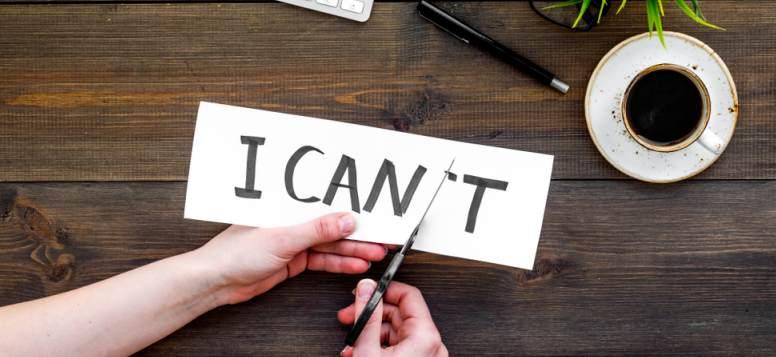 5 greșeli esențiale care ne pot distruge Încrederea în sine