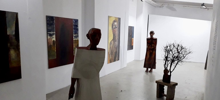 Incepe Arte in Bucuresti - prima expozitie dedicata familiilor si cuplurilor de artisti