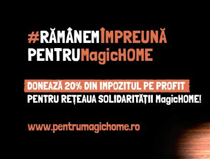 636 de oameni de afaceri romani sunt invitati sa sustina Reteaua Solidaritatii Magic HOME