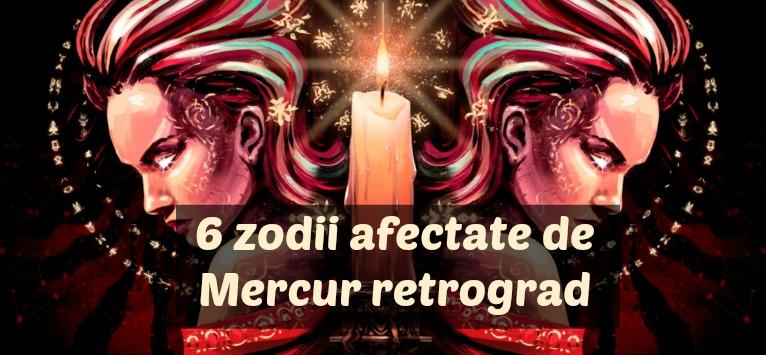 Mercur retrograd: 6 zodii care vor fi foarte afectate în perioada 5-28 martie 2019