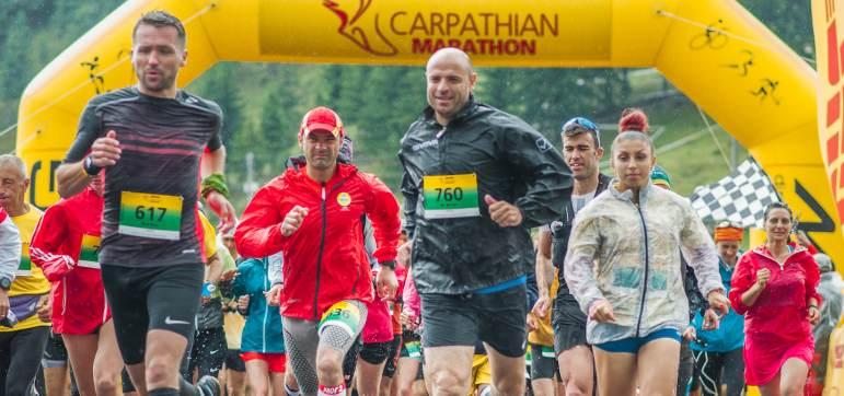 DHL Carpathian Marathon susține Comitetul Național Paralimpic