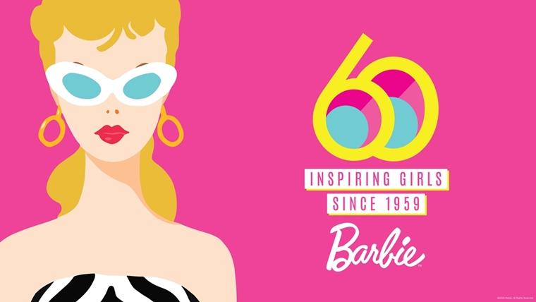 Păpușa Barbie aniversează 60 de ani