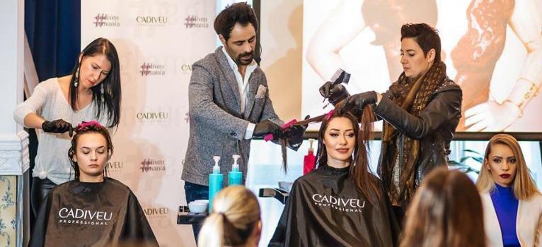 Primul eveniment Cadiveu Professional in Romania