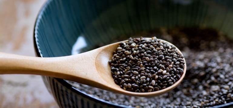 Semintele de chia - elixirul tineretii