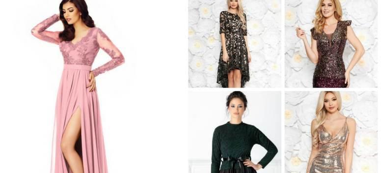 6 rochii de seară în care să te simți ca o prințesă